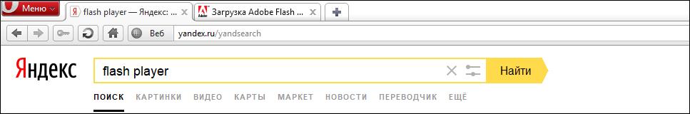 пользовательский поиск